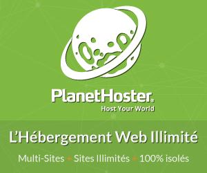 meilleur hébergement web