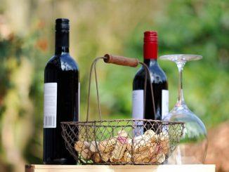 Le vin rouge cabernet sauvignon