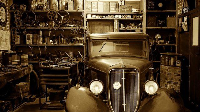 Bien entretenir et nettoyer son garage